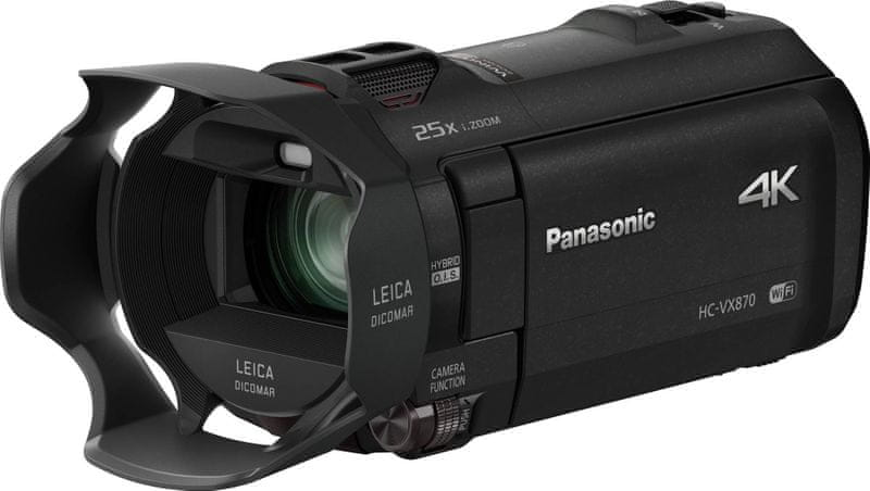 Panasonic HC-VX870EP-K (Black)