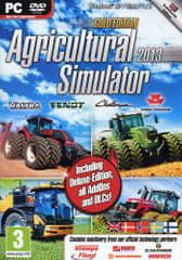 UIG Entertainment Agricultural Simulator 2013 Gold Edition (PC)
