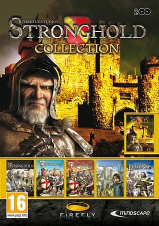 Take 2 Stronghold 3 Collection (PC)