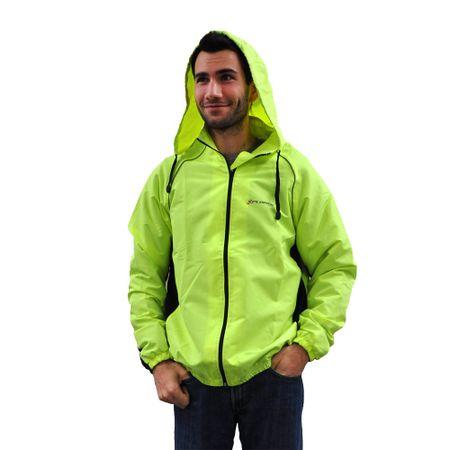 Xplorer kolesarska jakna Mistral M zelena