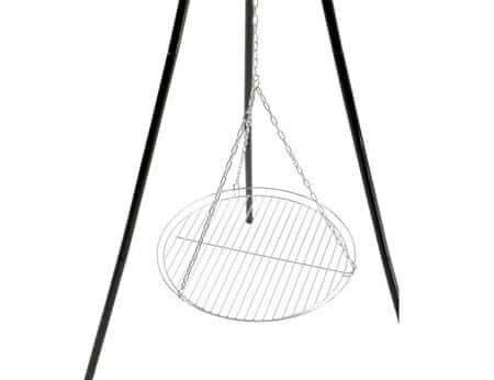 Landmann 0161 Grillrostély, krómozott, 50 cm