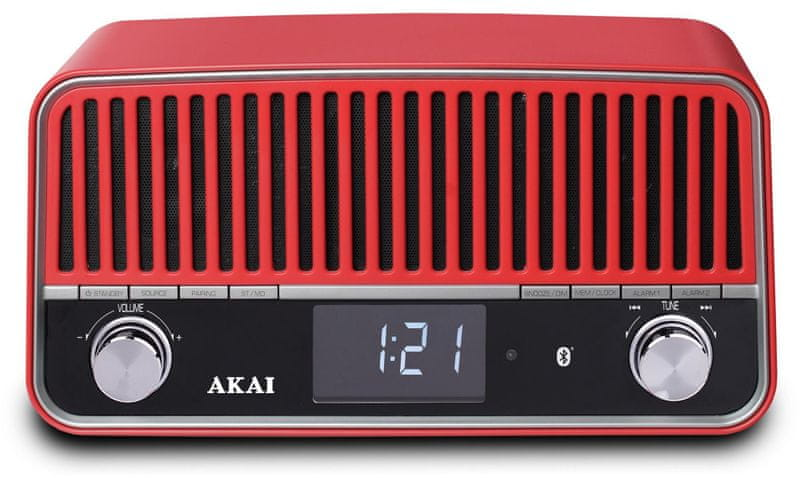 Akai APR500RD (Red)