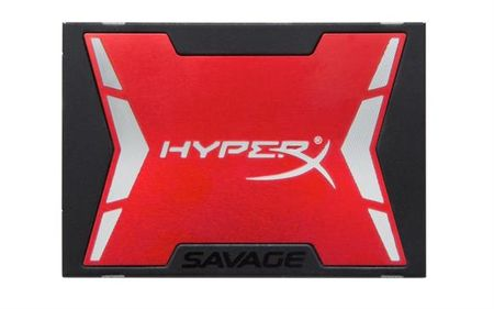 Kingston SSD trdi disk HyperX Savage 960 GB SATA3 2.5
