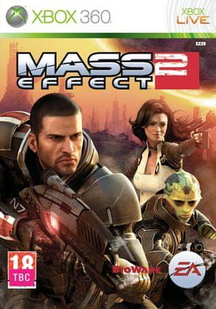EA Games Mass Effect 2 (Xbox 360)