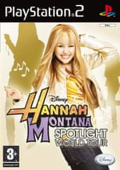 Disney Hanna Montana Spotlight Word Tour (PS2)