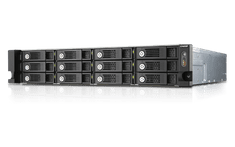 Qnap NAS strežnik TS-1253U za 12 diskov