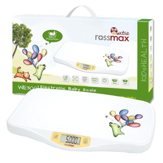 Rossmax WE300 - zánovní