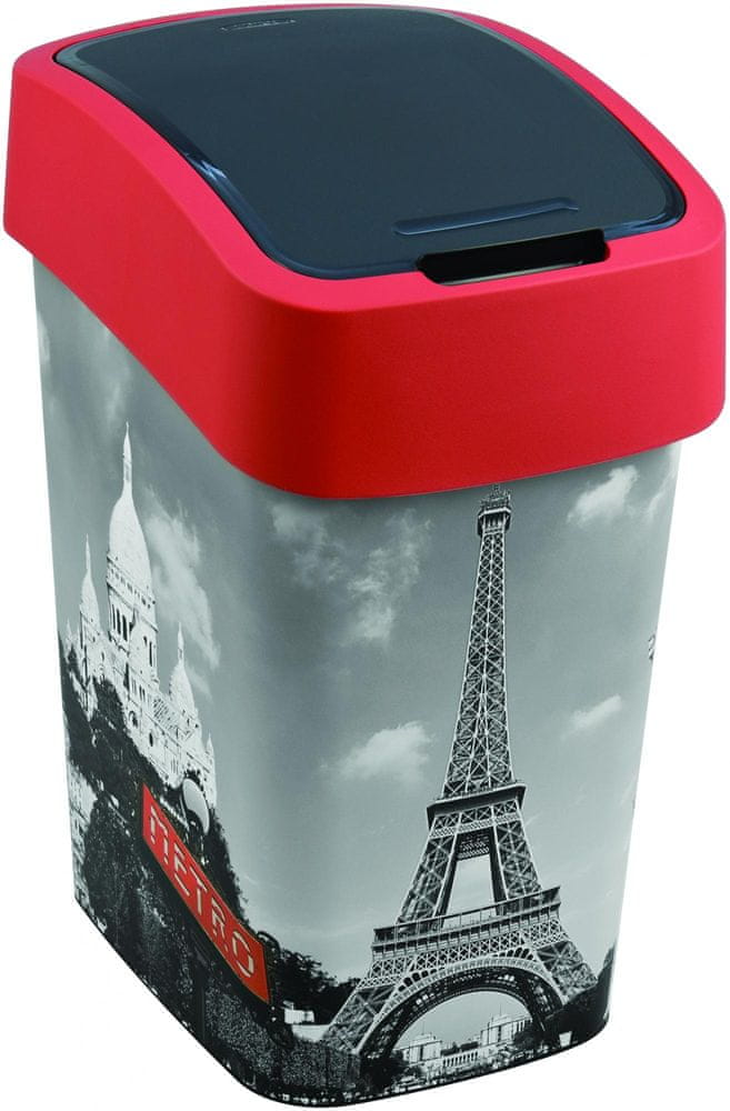 Curver Odpadkový koš Flipbin PARIS 25 l