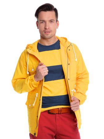 82ae801a976 Chaps pánská bunda s kapucí M žlutá - Alternativy