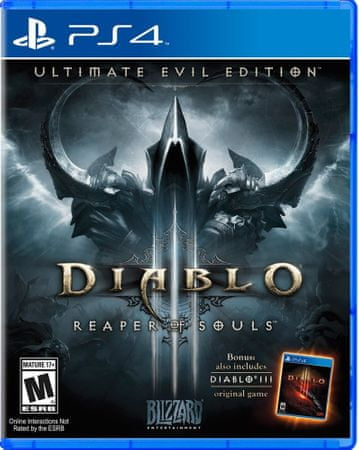 Blizzard Diablo III Ultimate Evil Edition / PS4
