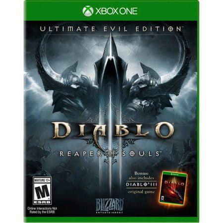 Blizzard Diablo III Ultimate Evil Edition (XBOX One)