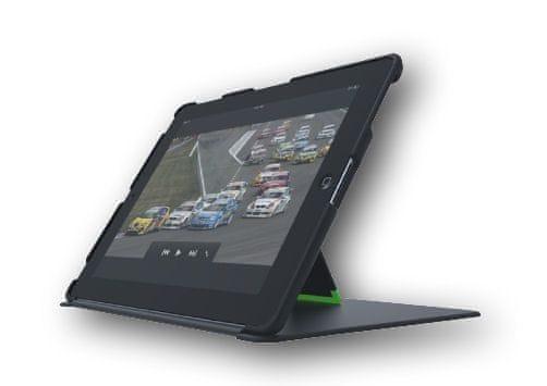 Pevné pouzdro se stojánkem Leitz Complete pro iPad 2/Nový iPad černé