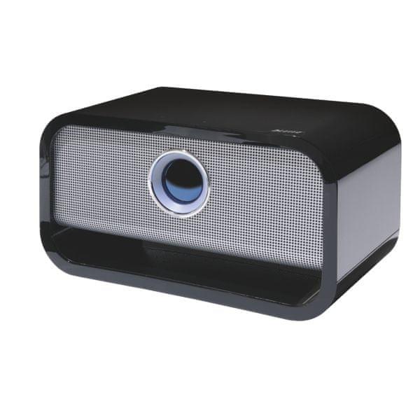 Profesionální Bluetooth stereo reproduktor Leitz Complete černý