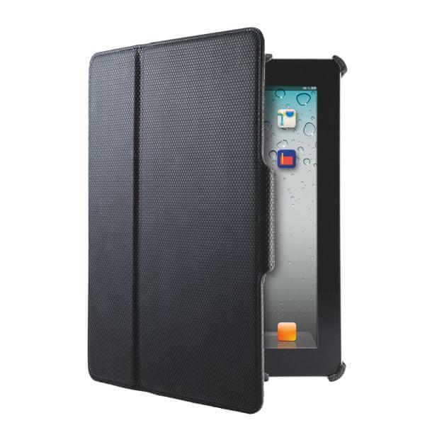 Pevné pouzdro Leitz Complete Tech Grip pro Nový iPad/ iPad 2 černé