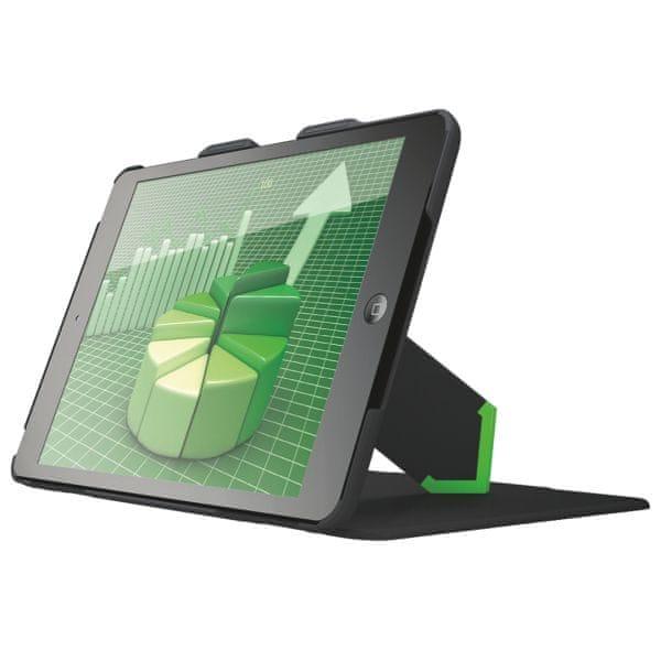 Pevné pouzdro se stojánkem Leitz Complete pro iPad mini černé