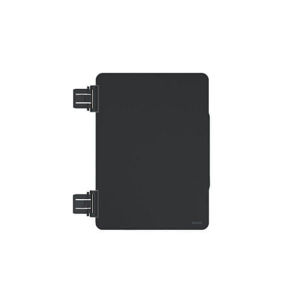 Přední pevná deska pro multifunkční kryt Leitz Complete pro iPad Air černá