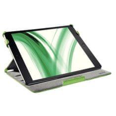 Pevné pouzdro Leitz Complete Smart Grip pro iPad Air světle zelené