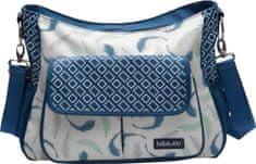Bebe-jou Luxusní přebalovací taška Pírka