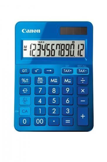 Canon kalkulator LS-123K, moder