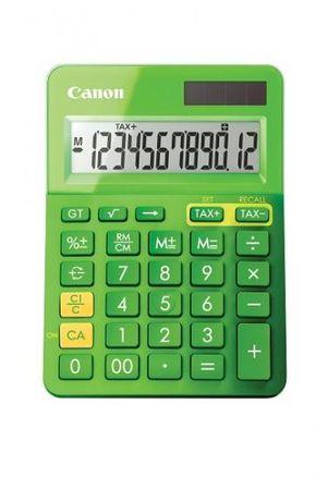 Canon kalkulator LS-123K, zelen