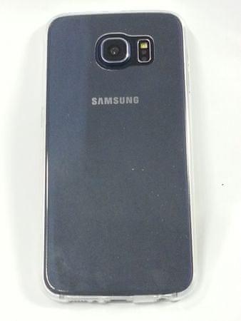 Ultra tanek silikonski ovitek za Samsung Galaxy S6 (G920), prozorn