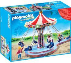 Playmobil Karuzela łańcuchowa 5548