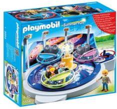 Playmobil Breakdancer z efektami świetlnymi 5554