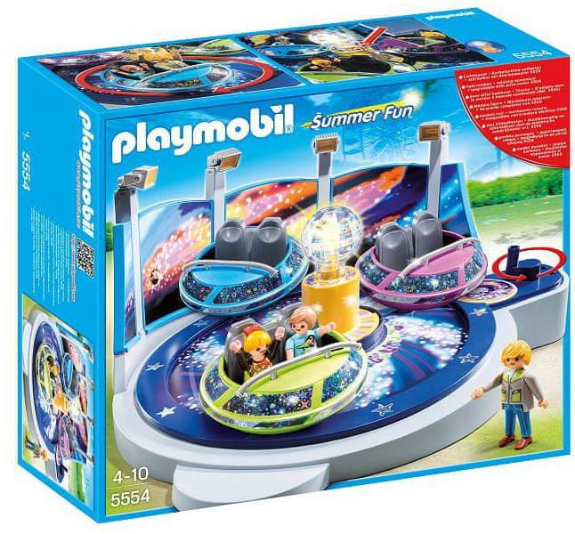 Playmobil 5554 Spaceship atrakce - II. jakost