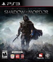 Warner Bros Middle-Earth: Shadow of Mordor (PS3)