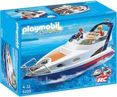 Playmobil Luksusowy jacht 5205