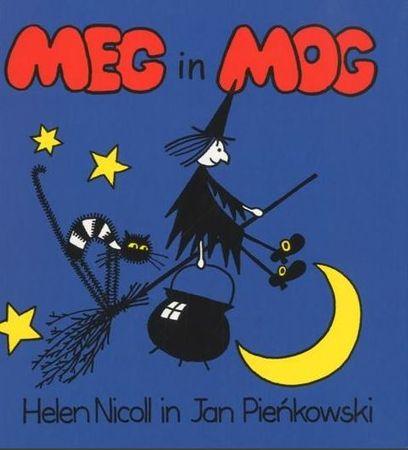 Helen Nicoli, Jan Pienkowski: Meg in Mog