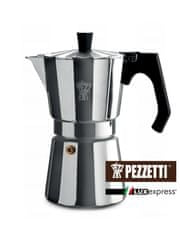 Pezzetti Luxexpress kafetiera, 6 skodelic, 300 ml
