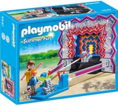 Playmobil Strzelnica z puszkami 5547