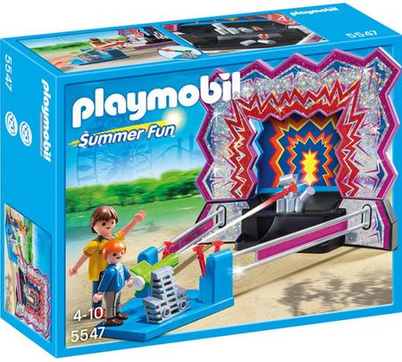 Playmobil 5541 Strelnica s plechovkami