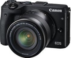 Canon EOS M3 + EF-M 18-55 mm IS STM
