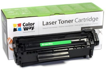 ColorWay HP CC530A Toner, Fekete