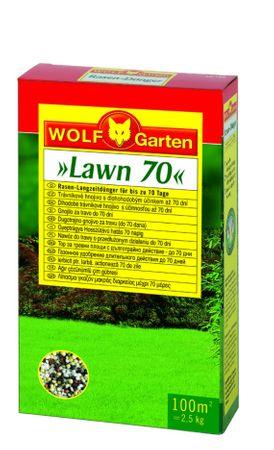 Wolf - Garten gnojilo za travo z začetnim in dolgotrajnim učinkom LX-MU100