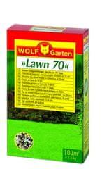 Wolf - Garten Trávníkové hnojivo LX-MU 250