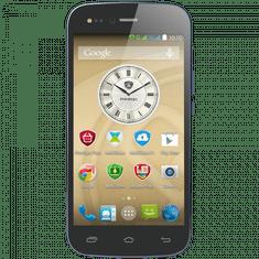 Prestigio MultiPhone PSP3455, Grace X3, modrý
