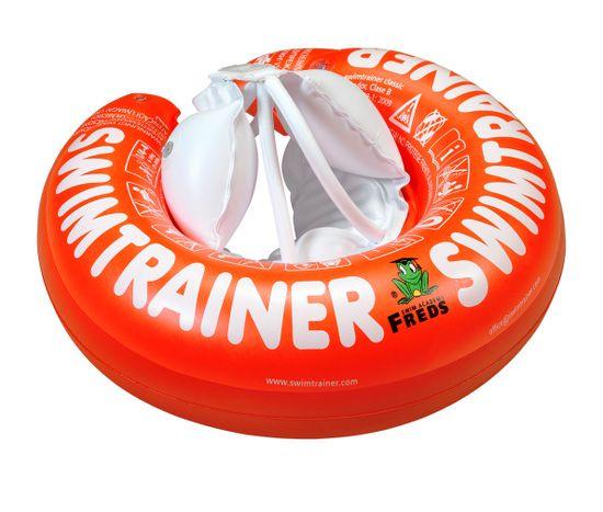 Freds swim academy Fredov obroč - rdeč, od 6 do 18 kg