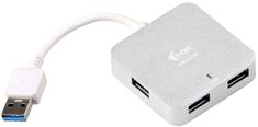 I-TEC USB 3.0 Metal HUB 4 Port pasivní