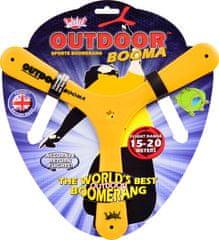 Wicked Bumerang Outdoor Booma, żółty