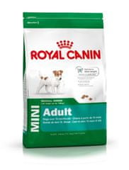 Royal Canin Mini Adult Száraz kutyatáp, 8 kg
