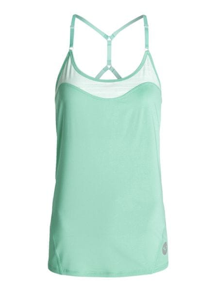 Roxy Jump Start Tank Sea Foam Green Heathr M