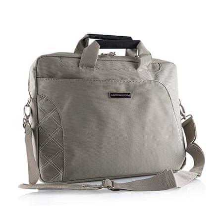 "Modecom torba za prenosnik Lady Greenwich 39,6 cm (15,6""), bež"