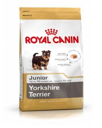 Royal Canin hrana za mlade Yorkshirske terierje,1,5 kg