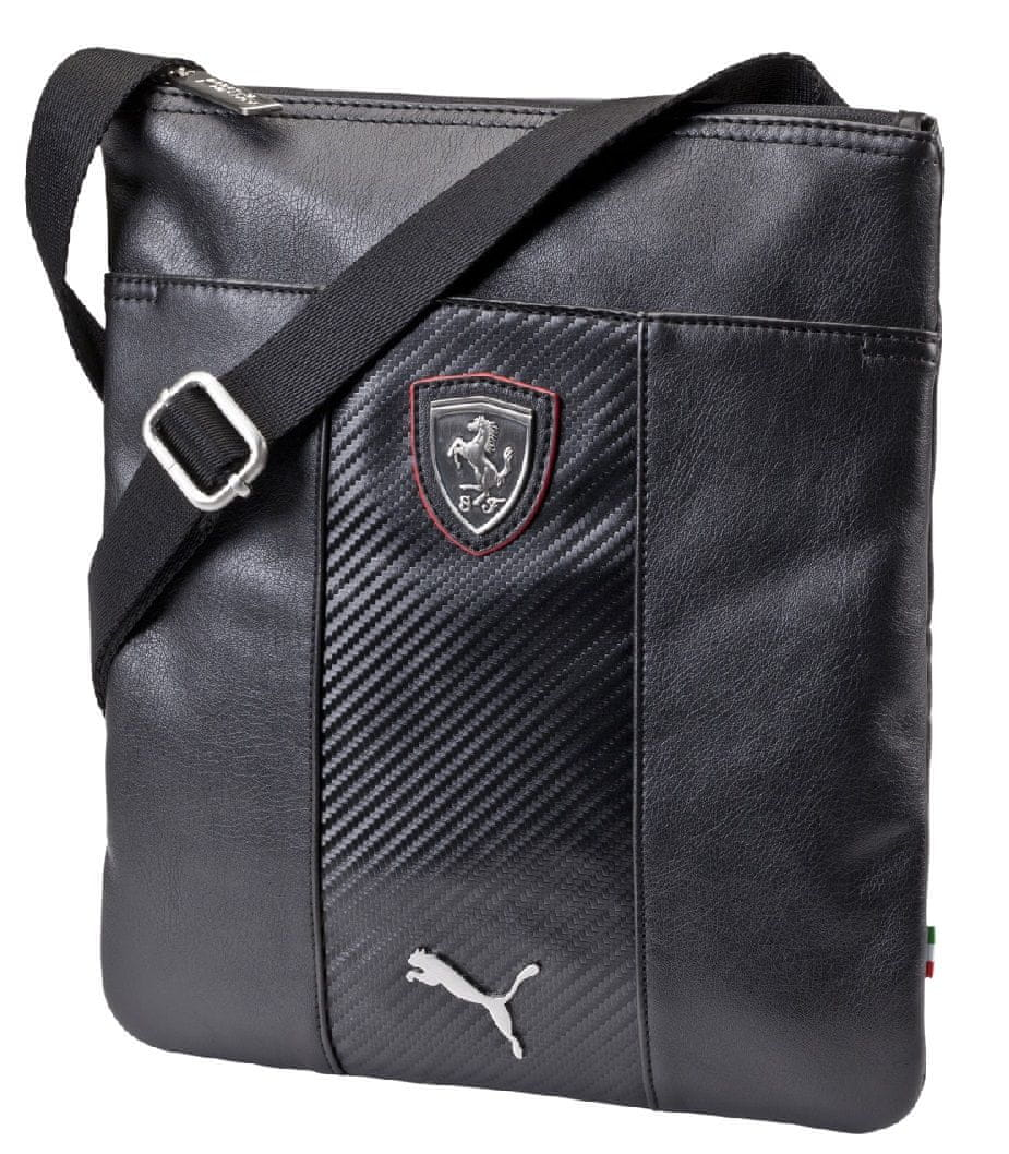 Puma Ferrari LS Magazine Bag black