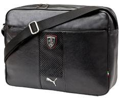 Puma Ferrari LS Reporter black