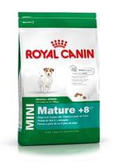 Royal Canin Mini Mature +8 Kutyaeledel, 8 kg