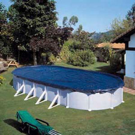 Planet Pool zimsko pokrivalo GRE za bazen 500 × 300 cm